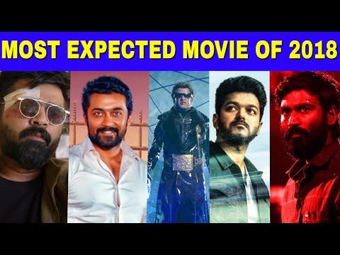 TOP 5 Most Expected Movies of 2018 | Thalapathy Vijay | Suriya | Dhanush | Rajnikanth