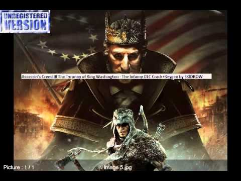 Assassin's Creed III The Tyranny of King Washington