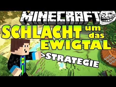 Minecraft SCHLACHT um das EWIGTAL - [PvP Map][Deutsch] | GommeHD