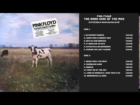Pink Floyd - The Dark Side of the Moo [1972] (Rare Bootleg Record)