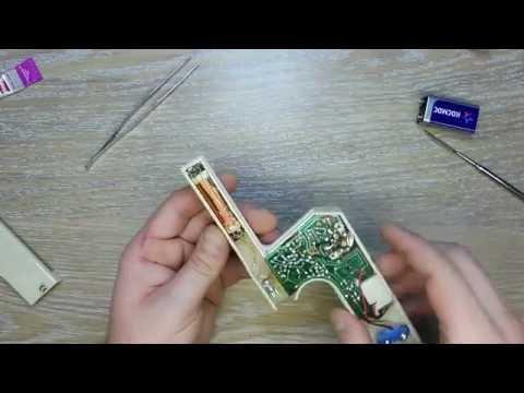 Как сделать самодельный пинпоинтер видео