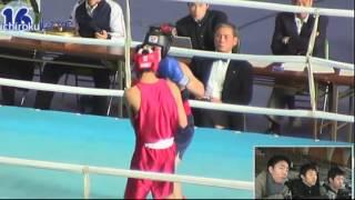 バンタム級2 (早)山崎vs松井(慶)
