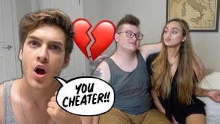 I Made My Best Friend FLIRT With My GIRLFRIEND To See How She Would React *prank*