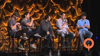 QuakeCon 2012 - The Game of Making Games