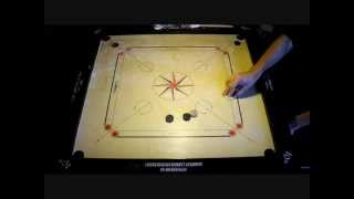 Difficult Carrom Shots by Pierre