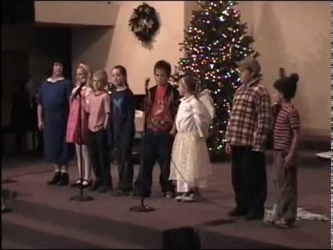 Pacific Coast Christian School Christmas Program 2004 - 07/06/2013
