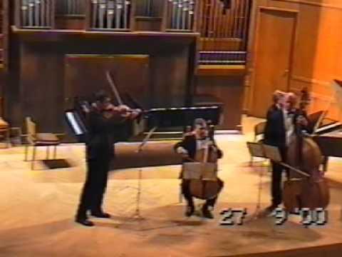 Гайдн, Йозеф - Трио для баритона, альта и виолончели № 53 соль мажор