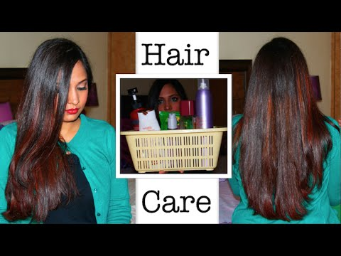 Updated Hair Care Routine