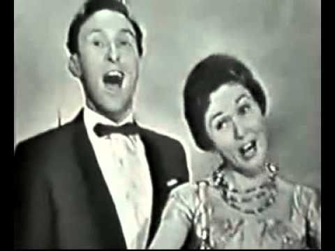 Pearl Carr And Teddy Johnson - Sing Little Birdie (1959)