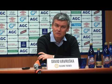 Tisková konference domácího týmu po zápase s Boleslaví (12.3.2016)