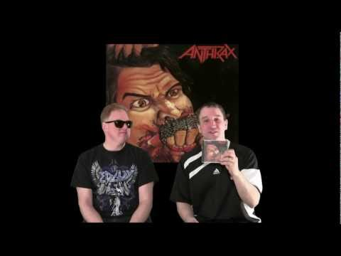 Anthrax We've come for you all review-The Metal Voice 1-21