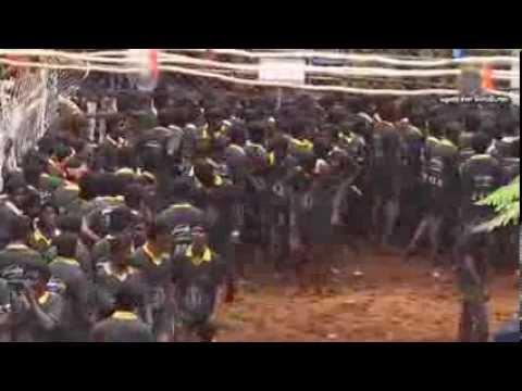 Avaniyapuram Jallikattu 2014 video