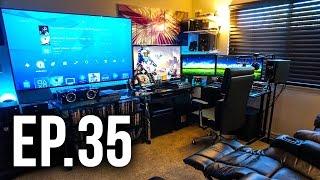 Room Tour Project 35 - Best Gaming Setups ft. Joker Productions