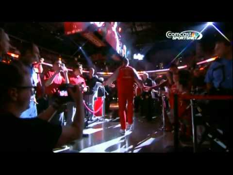 Houston Rockets 2013-2014 Season Opener Player Intro