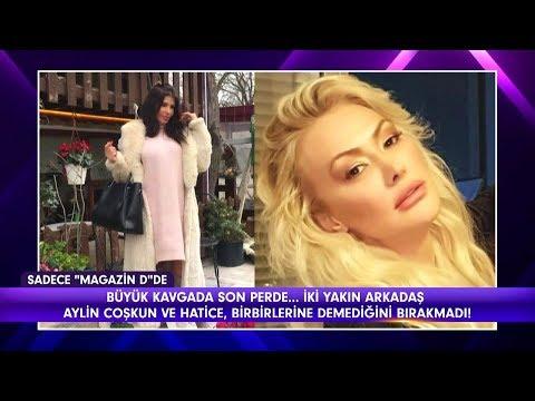 Magazin D - Aylin Coşkun'a zehir zemberek sözler!