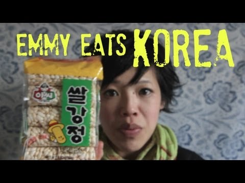 Emmy Eats Korea - Korean snacks & sweets