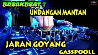 UNDANGAN MANTAN VS MEMORI BERKASIH (DJ BREAKBEAT TERBARU 2018)
