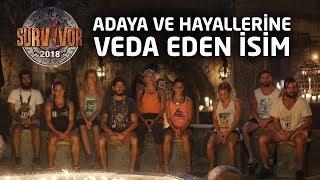 Survivor 2018'e veda eden isim belli oldu! | 38.Bölüm | Survivor 2018