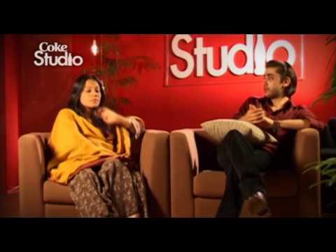 Haq Maujood Amanat Ali & Sanam Marvi - BTS Coke Studio Pakistan...