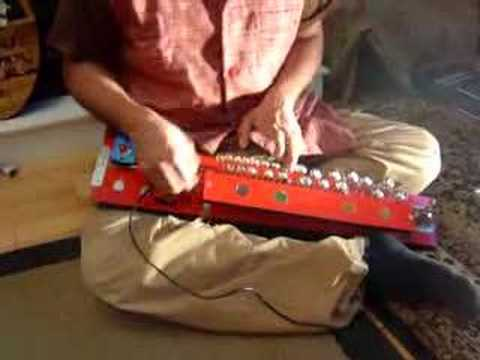 indian banjo keyboardbul bul tarang film song(nagin)ravi padmanabha...