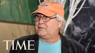Chevy Chase Reportedly Kicked In The Shoulder During Road Rage Incident, Police Say  TIME