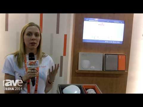 CEDIA 2014: WallyHome Explains Wireless Leak Detection Network