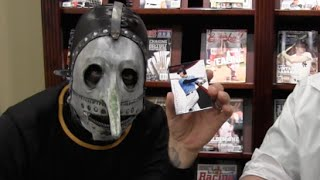 Box Busters with Slipknot's No.  3 Chris Fehn