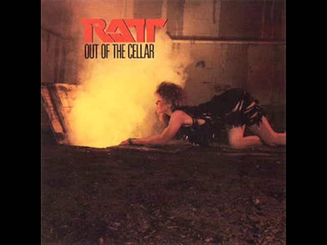Ratt - Out Of The Cellar - Full Album (Vinyl 1984)