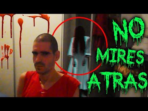 LA INVOCACIÓN DE ESPIRITUS - NO MIRES ATRAS | Invocaciones paranormal y ritual creepy