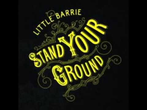 little barrie - why don't you do it