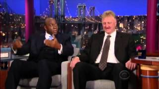 Magic Johnson & Larry Bird on Letterman (Segment 1 of 3)