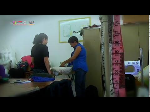 Taller de sastrería y alta costura de la escuela de Artes y Oficios de Oaxaca de Juárez