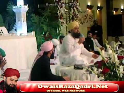 Bola Lo Phir Mujhe Part 2 | Hazrat Owais Raza Qadri | Rehmaton Ki Barsat Fasilabad 29 March 2013 video