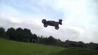 HPI Vorza Flux HP BMX Track Bash 4s LiPo - RC Car Club