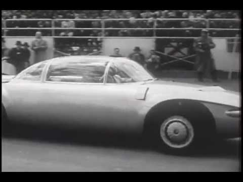 GM Dedicates New Tech Center in 1956