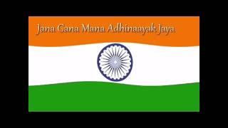 Jana gana man adhinayak jai he Bharat bhagya bidhata