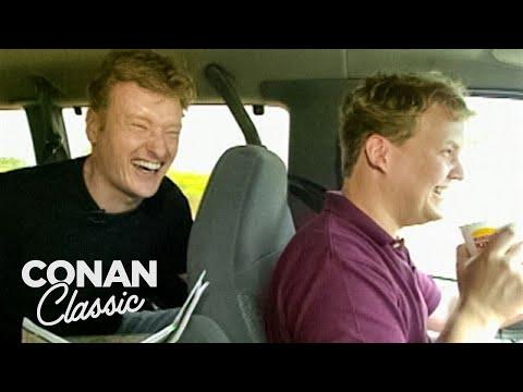Conan & Andy's Road Trip To South Centerville - Conan25: The Remotes