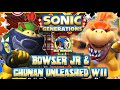 Sonic Generations PC - (1080p 60FPS) Bowser Jr & Chunan Unleashed Wii