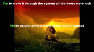 Stephen Marley Rock Stone LYRICS suomeksi
