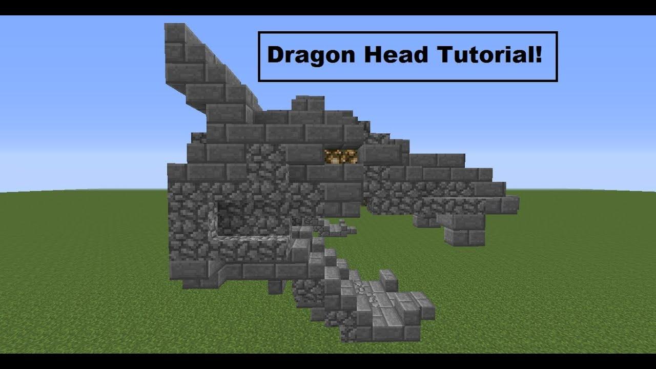 Minecraft Dragon Statue Tutorial - Bing images
