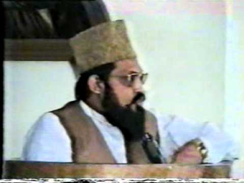 Interview By Maulana Zia-u-Rahman Farooqi انٹرویو