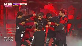 [MR Removed] EXO (엑소) Monster @ Show Champion EP191