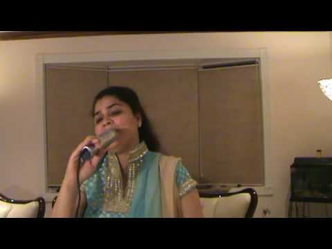 Jyotsna sings Yeh Zameen Gaa Rahi Hai from the movie Teri Kasam...