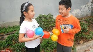 Trò Chơi Tìm Trứng Cho Cá Sấu Mẹ Lạc Mất Con - Đồ Chơi Trẻ Em - Bé Minh MN Toys