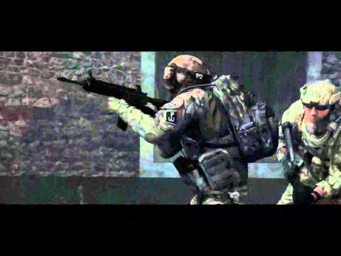Linkin Park - Castle Of Glass-medal Of Honor Trailer video