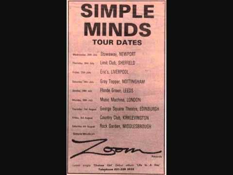 Simple Minds - Destiny