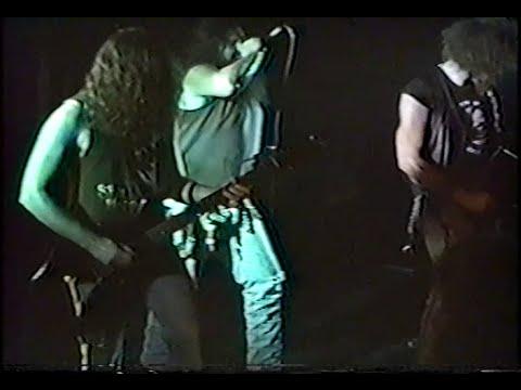 Blessed Death - Live in Detroit MI 20 April 1988