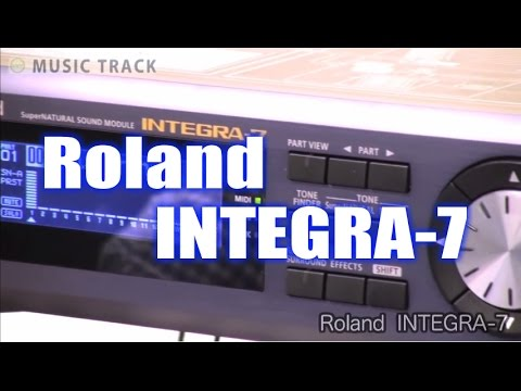 ROLAND INTEGRA-7 Demo&Review [English Captions]