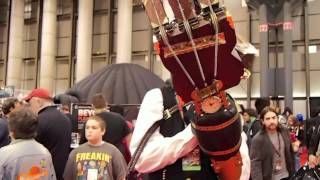 Steampunk mechanical hand costume mod