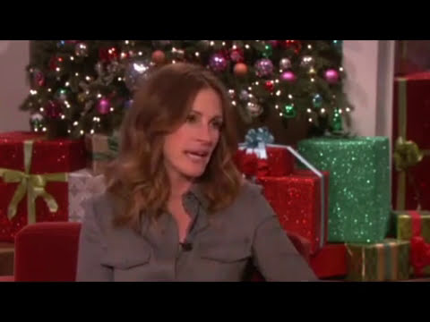 Julia Roberts is Ellen's Co-Host on Ellen show